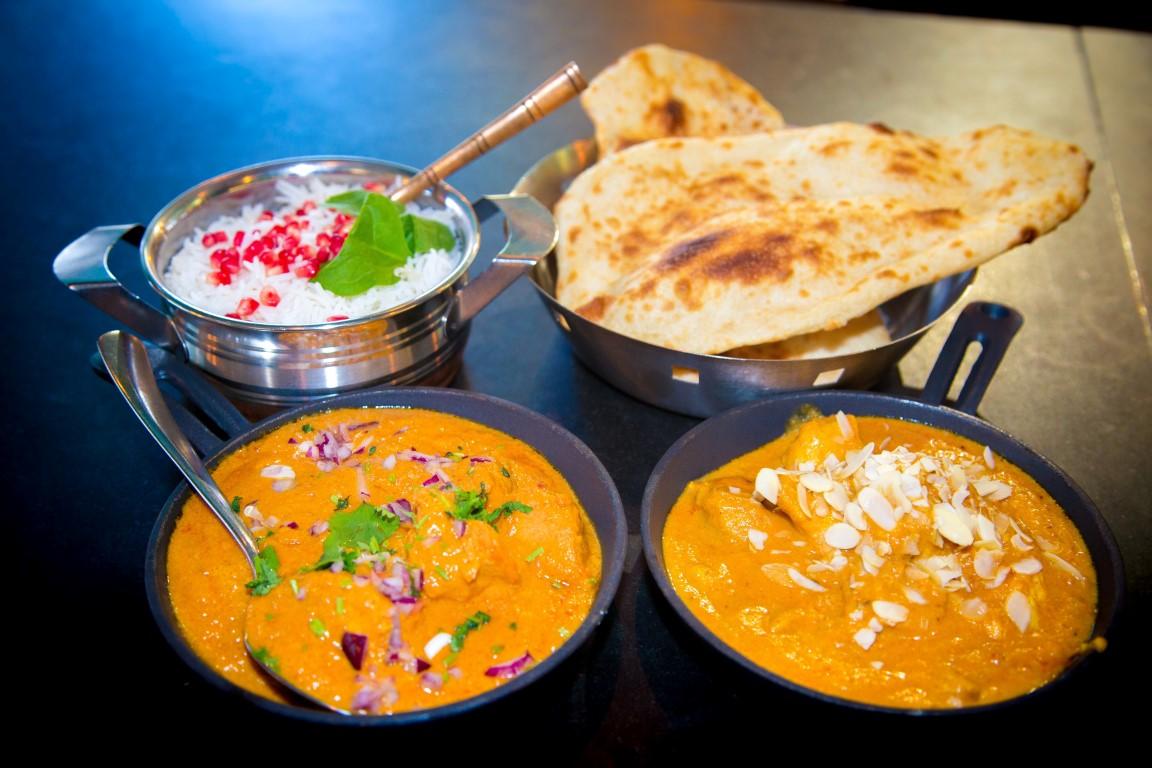 Indisk mat hemkörning göteborg